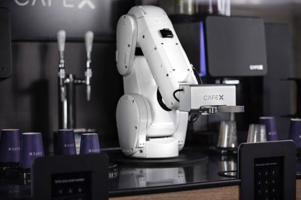 カフェロボット