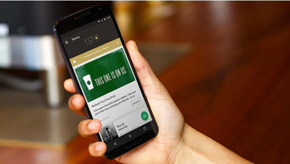 Starbucks - Apps