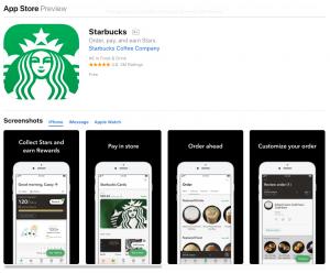 StarbucksApps