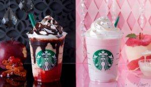 Starbacks Frappechino