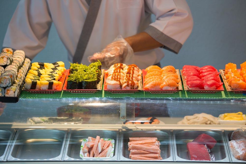 仕入れはどこから?アメリカの寿司店のサプライチェーンとは?