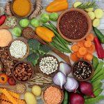 野菜、穀物